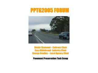 PPTG2005 FORUM