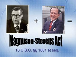 Magnuson-Stevens Act