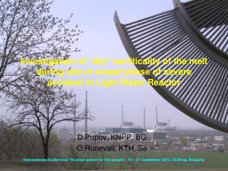 D.Popov, KNPP, BG O.Runevall, KTH, Se
