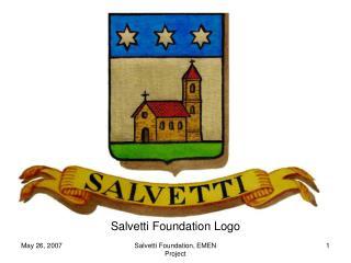 Salvetti Foundation Logo