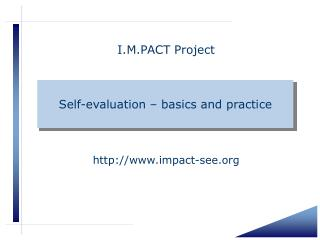 I.M.PACT Project