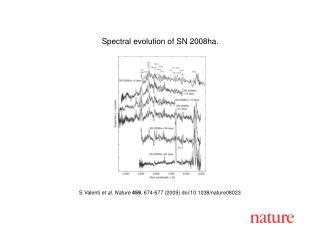 S Valenti  et al. Nature 459 , 674-677 (2009) doi:10.1038/nature08023