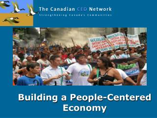 Building a People-Centered Economy