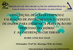 PROGRAMA DE P S-GRADUA  O EM ADMINISTRA  O  Grupo de Estudos em Sistemas de  Informa  es e de Apoio   Decis o