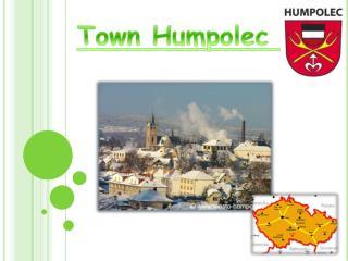 Town  Humpolec
