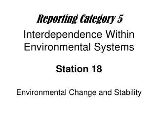 Station 18