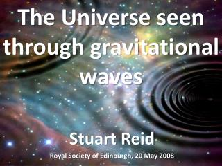 The Universe seen through gravitational waves