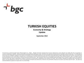 BGC Partners Istanbul