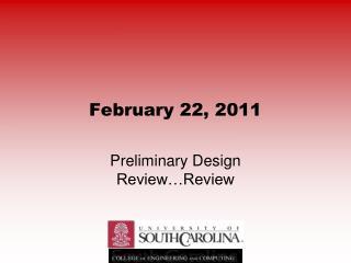 February 22, 2011