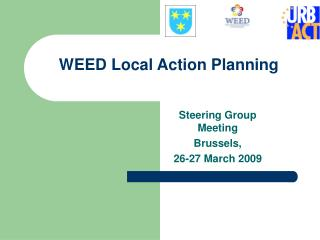 WEED  Local Action Planning
