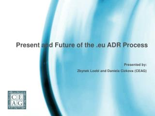Present and Future of the .eu ADR Process