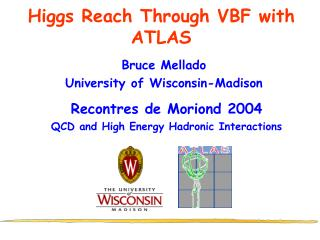 Higgs Reach Through VBF with ATLAS