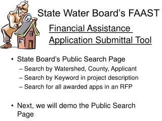 State Water Board's FAAST