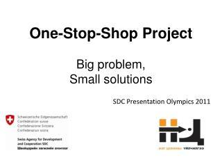 SDC Presentation Olympics 2011