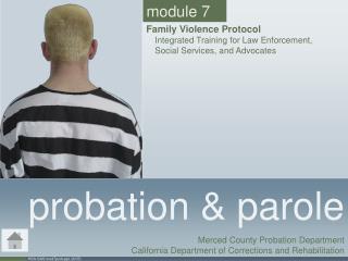 Probation  parole