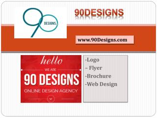 Brochures - Logos – Flyers | 90Designs.com