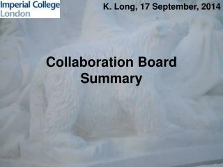 Collaboration Board Summary