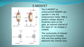 E-MOSFET