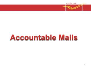Accountable Mails