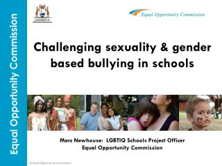 Challenging sexuality & gender based bullying in schools