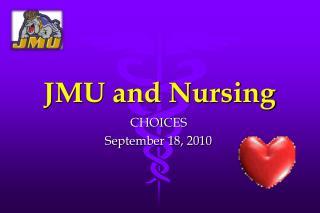 JMU and Nursing