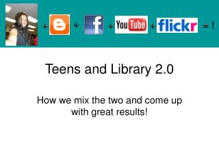 Teens and Library 2.0