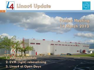 Linac4 Update