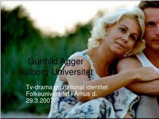 Gunhild Agger Aalborg Universitet
