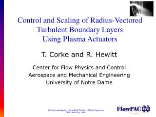 Control and Scaling of Radius-Vectored Turbulent Boundary Layers  Using Plasma Actuators