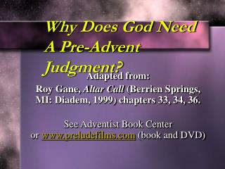 Adapted from:  Roy Gane,  Altar Call  (Berrien Springs, MI: Diadem, 1999) chapters 33, 34, 36.