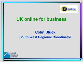 UK online for business