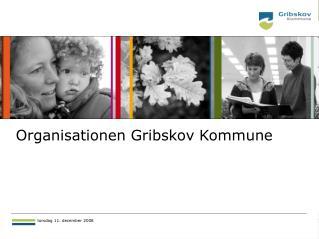 Organisationen Gribskov Kommune