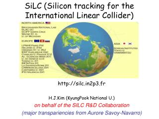 SiLC (Silicon tracking for the International Linear Collider)