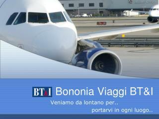 Bononia Viaggi BT&I