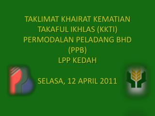 CARTA AKAUN AKAN TERIMA (AAT) PERTUBUHAN PELADANG  SELURUH MALAYSIA  BERAKHIR 31 OGOS 2010