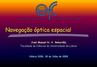 Navegação óptica espacial