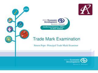 Trade Mark Examination