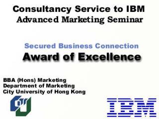 Award Presentation  last year