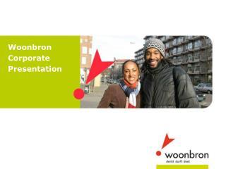 Woonbron Corporate  Presentation