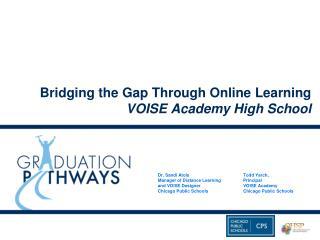 Bridging the Gap Through Online Learning  VOISE Academy High School