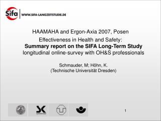 HAAMAHA and Ergon-Axia 2007, Posen