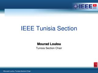 IEEE Tunisia Section