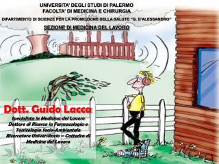UNIVERSITA' DEGLI STUDI DI PALERMO FACOLTA' DI MEDICINA E CHIRURGIA