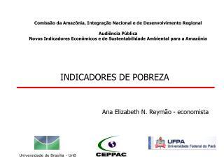 INDICADORES DE POBREZA