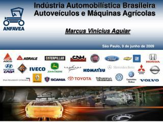 Indústria Automobilística Brasileira Autoveículos e Máquinas Agrícolas