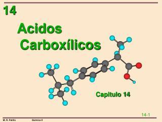 Acidos Carboxílicos