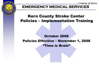 Kern County Stroke Center