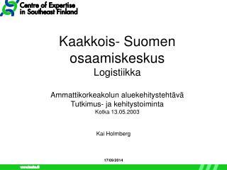 Kai Holmberg