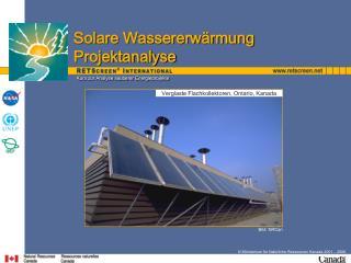 Kurs zur Analyse sauberer Energieprojekte