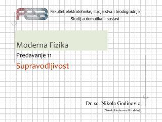 Moderna Fizika